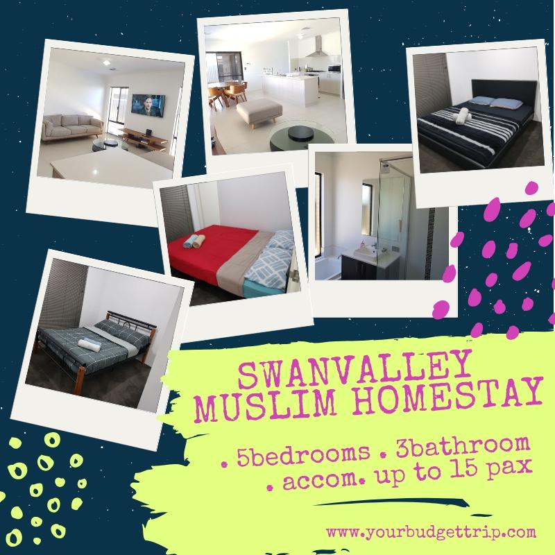 SWANVALLEY MUSLIM HOMESTAY