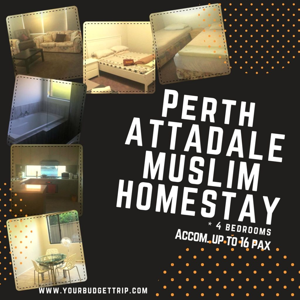attadale homestay NP