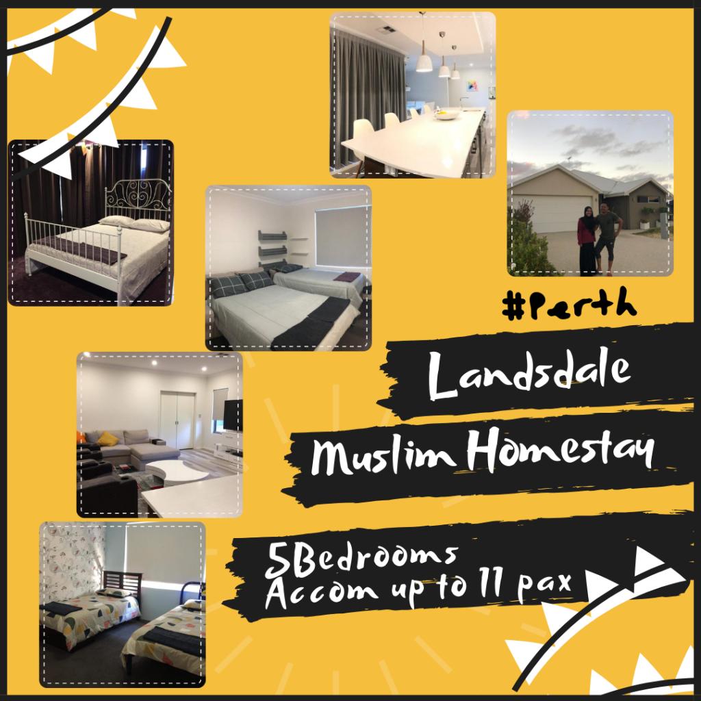 landsdale muslim homestay