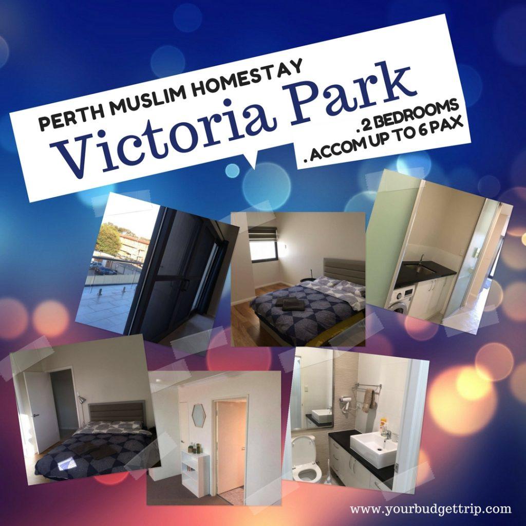 victoria park homestay